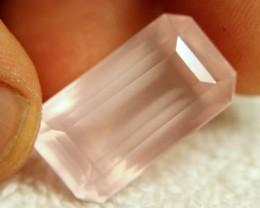 30.5 Ct. VVS African Rose Quartz - Gorgeous
