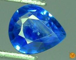 Gil Certified Natural Blue Sapphire ~ Sri Lanka