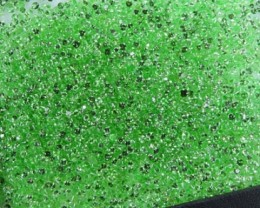 54.35 DAZZLING NATURAL EARTH MINED ULTRA GREEN TSAVORITE GARNET!!
