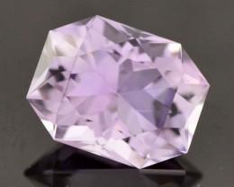6.61cts 'Rose De France' Purple Amethyst Stone (RA)