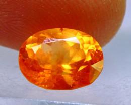 4.30 cts Spectacular Orange Spessartite Garnet Cut gemstone Single piece