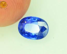 Gil Certified 1.02 ct Natural Blue Sapphire ~ Sri Lanka