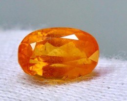 2.35 cts Spectacular Orange Spessartite Garnet Cut gemstone Single piece