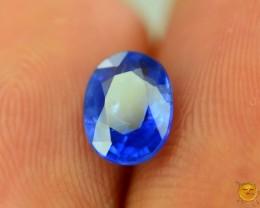 GiL Certified 1.13 ct Natural Blue Sapphire ~ Sri Lanka