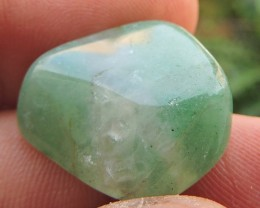 5.25g  AVENTURINE STONE TUMBLE POLISHED FROM ZIMBABWE
