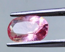 2.60 cts Unheated & Superb Quality Pink Color Morganite Single Gemstone