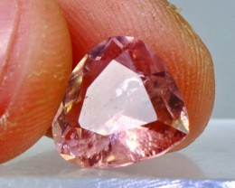 3.75 cts Unheated & Superb Quality Pink Color Morganite Single Gemstone