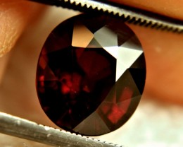6.37 Carat Elegant Deep Color VVS Spessartite