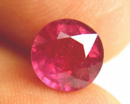 3.02 Carat Fiery Ruby - Gorgeous