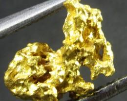 0.8 Grams  Kalgoorlie Gold Nugget, Australia LGN 1472