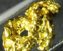 1.1 Grams  Kalgoorlie Gold Nugget, Australia LGN 1475