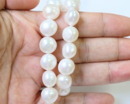 312.90 cts 10 mm Stand Ivory baroque Pearsl    PPP709