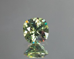 1.61ct Demantoid Garnet