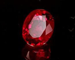 1.14tcw  Burma Ruby
