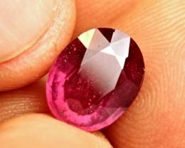 5.35 Carat Fiery Genuine Ruby