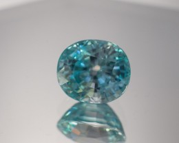 9.50ct Blue Zircon