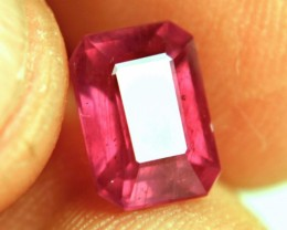 4.85 Carat Fiery, Flashy Ruby - Gorgeous