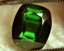 2.83 Carat SI Vibrant Green Tourmaline - Beautiful