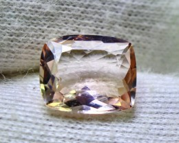 3.60 cts Unheated & Superb Quality Peach Pink Color Morganite Single Ge