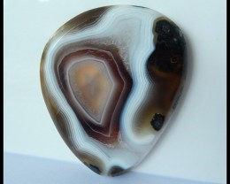 122Ct Natural Agate Gemstone Cabochon