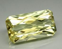 Spodumene (Yellow Kunzite) 95.19 ct.