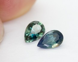 2  Australian Sapphire