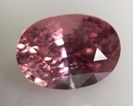 1.63 Carats | Natural Orange Pink Padparadscha | Certified| Sri Lanka - New