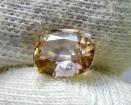 2.00 Cts Unheated, Natural Zircon Superb gemstone