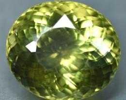 9.24 Cts Beautiful Top Green Natural Apatite