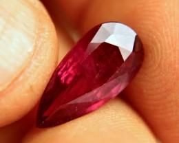 4.43 Carat Fiery Ruby - Beautiful