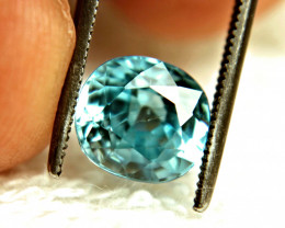 3.86 Carat VS / SI Southeast Asian Zircon - Superb