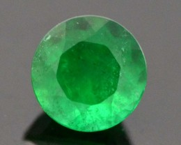 0.53cts SI Natural Emerald from Colombia (RE24)