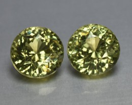 2.15 Cts Amazing Top Lustrous Natural Mali Garnet