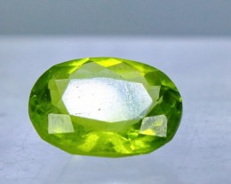 Wow~~ 3.75 ct unheated, Beautiful & Superb Green Color Peridot Gems