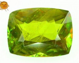 GiL 2.34 ct GiL Cert Color Change Sphene Great Color Dispersion