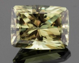 3.29 CT COLOR CHANGE DIASPORE - MASTER CUT!  VVS!