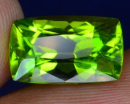 3.75 CT NATURAL PERIDOT GEMSTONE