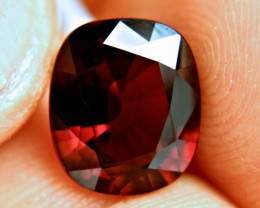 5.98 Carat VVS African Rhodolite Garnet - Gorgeous