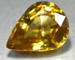 4.55 Cts Beautiful Untreated Natural Yellow Zircon