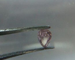 NATURAL FANCYPINKPURPLE DIAMOND, 0.15CTW,1PCS