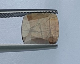 4.25cts,  Zawadi Gold Sheen Sapphire, Top End,  Untreated, Unheated