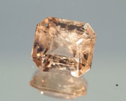 6.38ct Pinkish Topaz