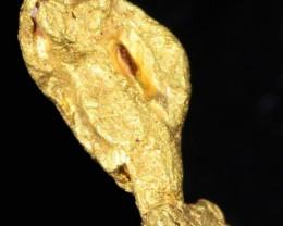 0.8 Grams  Kalgoorlie Gold Nugget, Australia LGN 1493