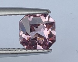 1.02cts,  Pink Spinel,   100% Untreated,  VVS1 Eye Clean,  Top Cut, Calibra