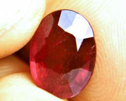 6.22 Carat Fiery Ruby - Beautiful