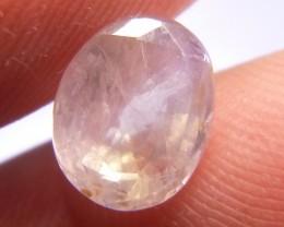 Next bid wins !4.21ct  Ceylon Sapphire , 100% Natural Untreated Gemstone
