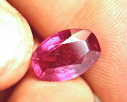 6.06 Carat Fiery Red Ruby - Lovely