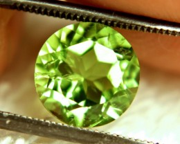 3.43 Carat Vibrant Green Himalayan SI Peridot