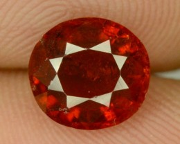 CERTIFIED Rare Collector's Gem 1.95 ct Himalayan Triplite Pakistan