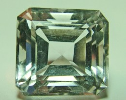 11.75 CTS FACED CRYSTAL QUARTZ GESTONE TBG-2452